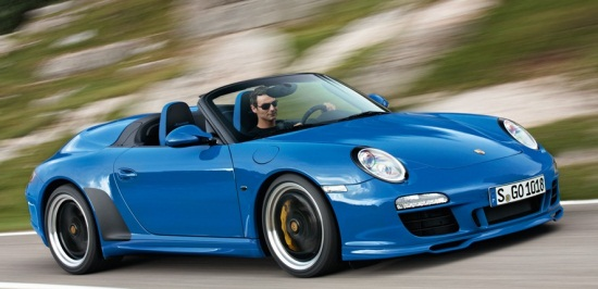 Porsche Is Making Too Many Cars Now Its Another Speedster The - Simple sports car
