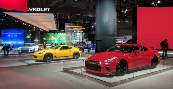 The Most MouthWatering Cars Of The New York International Auto - Ny car show tickets