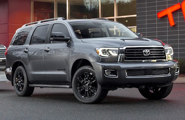 2018 Toyota Sequoia: Refreshed, Changes, TRD Sport, Price >> Toyota Planning To Refresh Entire Truck Line The Cargurus Blog