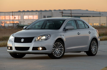 Suzuki Kizashi: Will we ever see a TDI version?