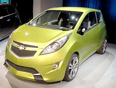 2011 Chevrolet Aveo (perhaps)