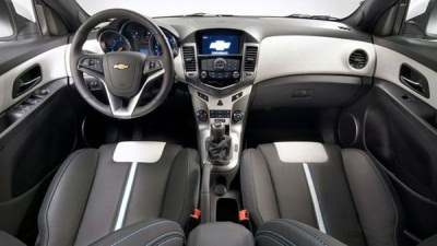 Chevrolet Cruze hatchback interior
