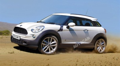 Mini Concept Coupe