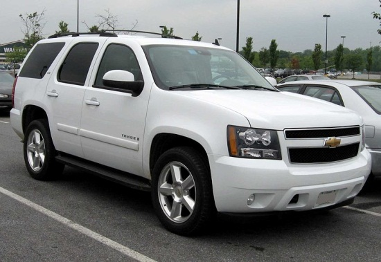 2007 Chevrolet Tahoe: 24% more than last year?