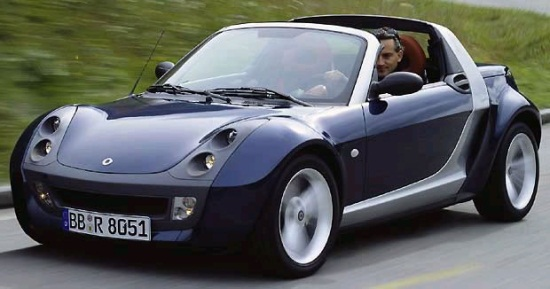 If You Read This Blog Often Know We Like Smart Cars Despite Their Problems And Critics One Car Especially Is The Roadster