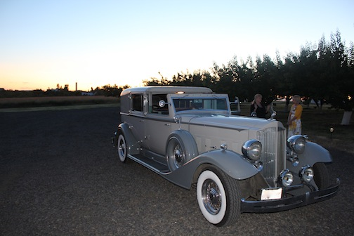 1933 Packard Eight