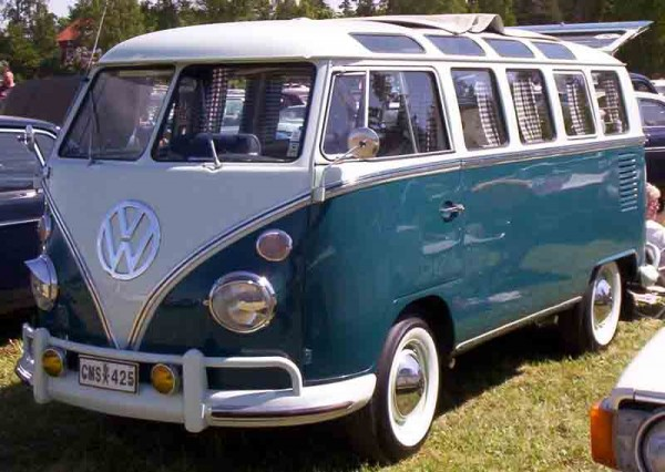 Vw Transporter Camping >> Best Old-School Road-Trip Cars | The CarGurus Blog