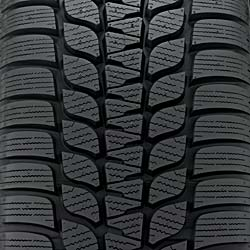 Siped tires