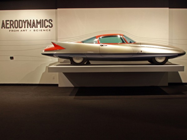 Petersen Automotive Museum Aerodynamics