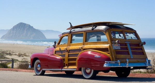 1948 Woody Wagon
