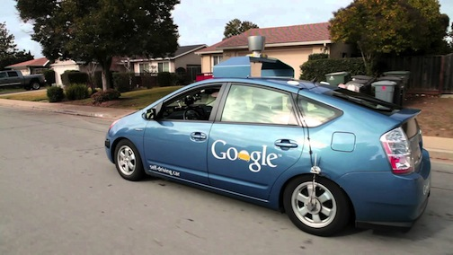 google self-driving-car