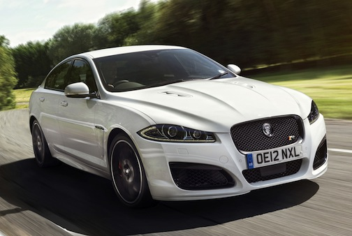 Say Bye Bye To British Built Jaguars. 2014 Jaguar XF