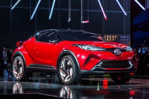 Scion-C-HR-Concept