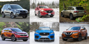 6 Compact Crossovers
